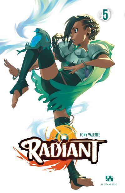 Couverture de Radiant -5- Tome 5