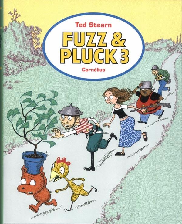 Couverture de Fuzz & Pluck -3- L'arbre à thunes