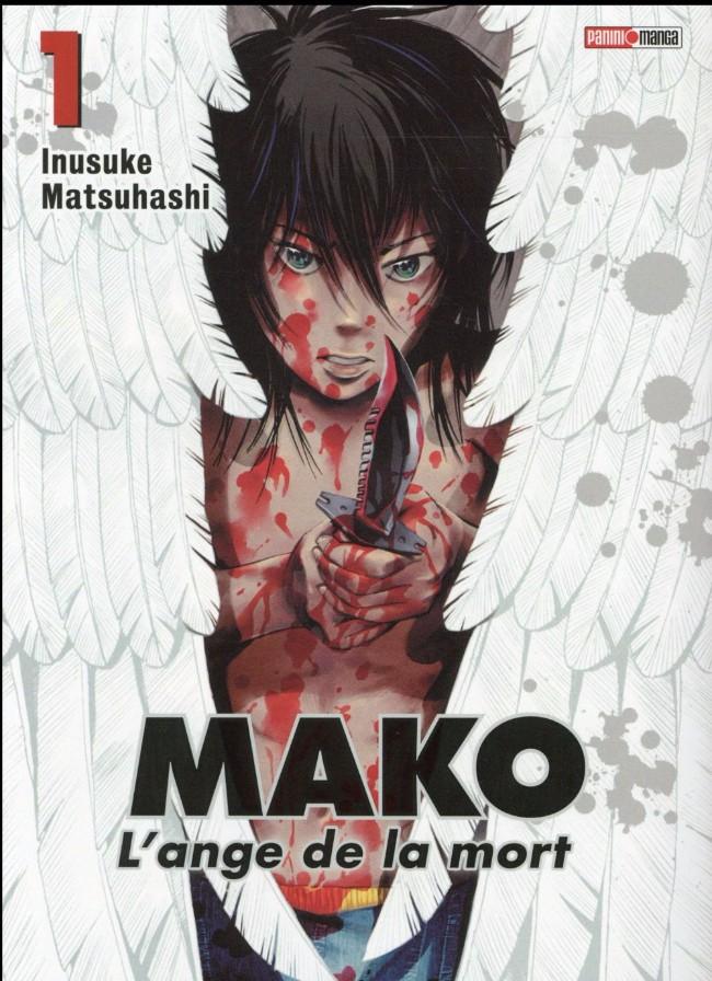 Couverture de Mako : L'Ange de la Mort -1- Volume 1