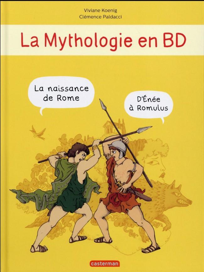 bande dessinee mythologie