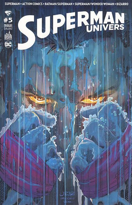Couverture de Superman Univers -5- Numéro 5