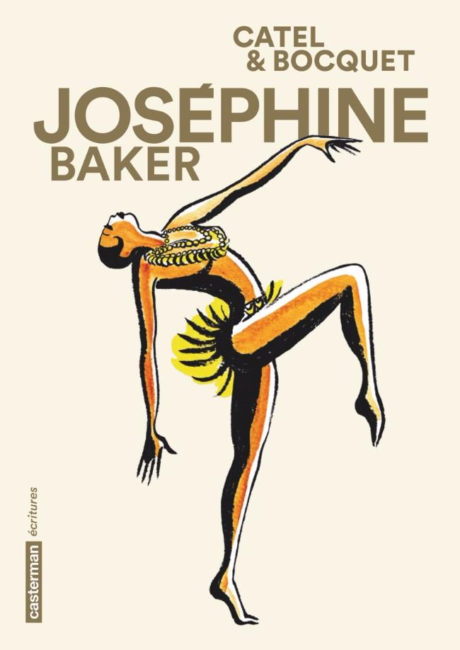 Joséphine Baker, Hommage à une grande Dame. Couv_284597