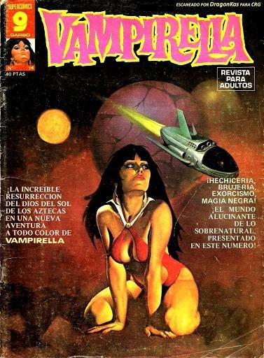 Couverture de Vampirella (en espagnol) -14- Numéro 14