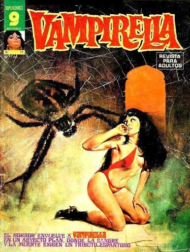 Couverture de Vampirella (en espagnol) -17- Numéro 17