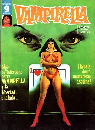 Couverture de Vampirella (en espagnol) -24- Numéro 24