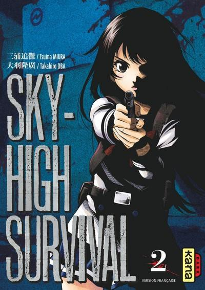 Couverture de Sky-High Survival -2- Tome 2