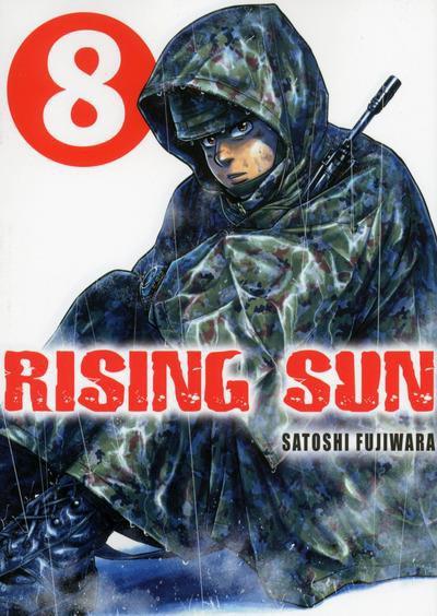 Couverture de Rising Sun -8- Tome 8