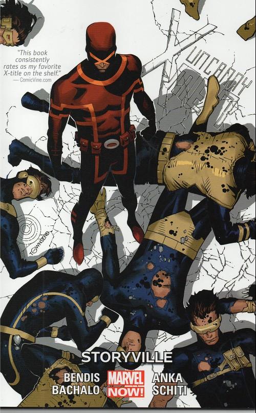 Couverture de Uncanny X-Men (2013) -INT06- Storyville