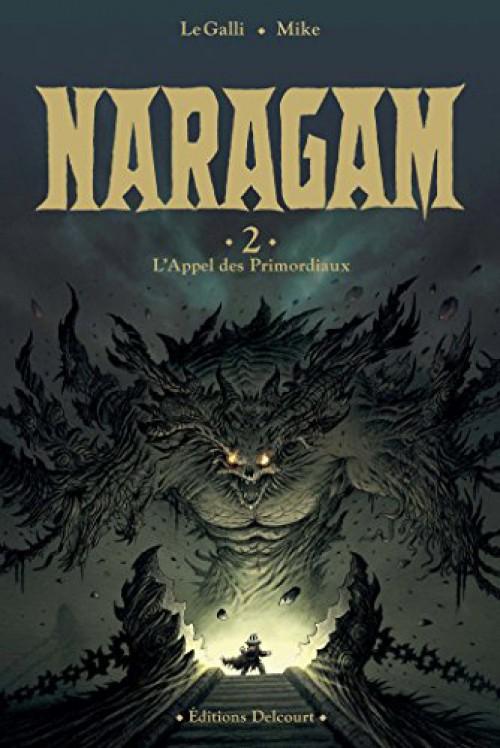 Couverture de Naragam -2- L'Appel des Primordiaux
