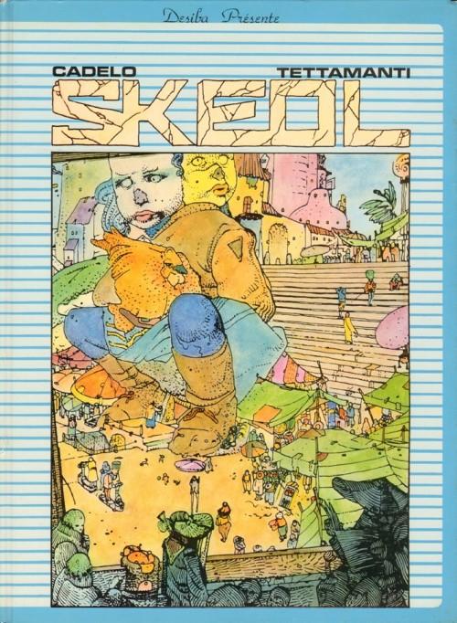 Skeol One shot cbz