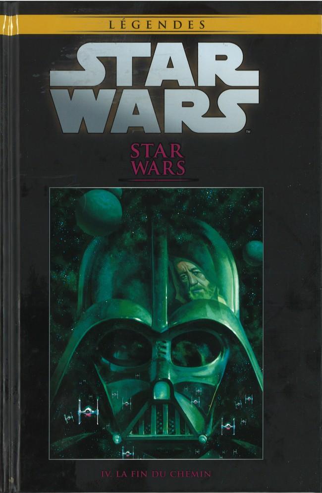 Couverture de Star Wars - Légendes - La Collection (Hachette) -2157- Star Wars - IV. La Fin du Chemin