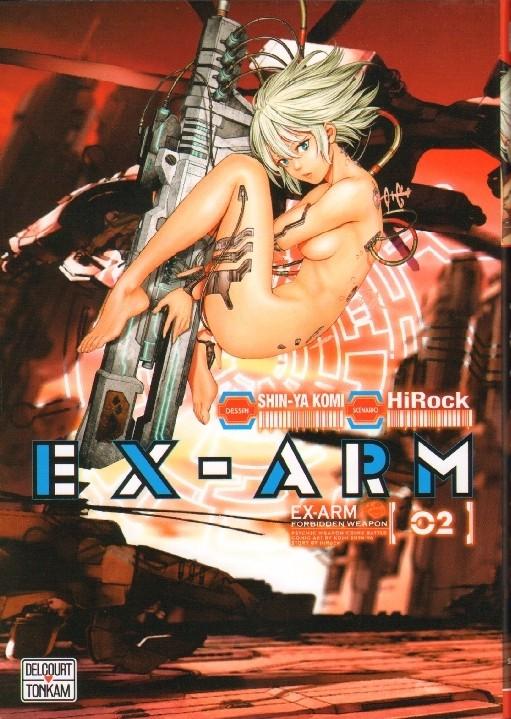 Couverture de Ex-Arm -2- Volume 02