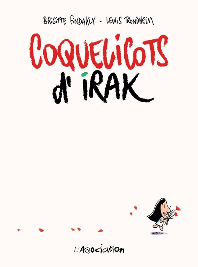 Couverture de Coquelicots d'Irak