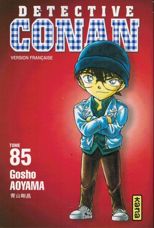 Couverture de Détective Conan -85- Tome 85