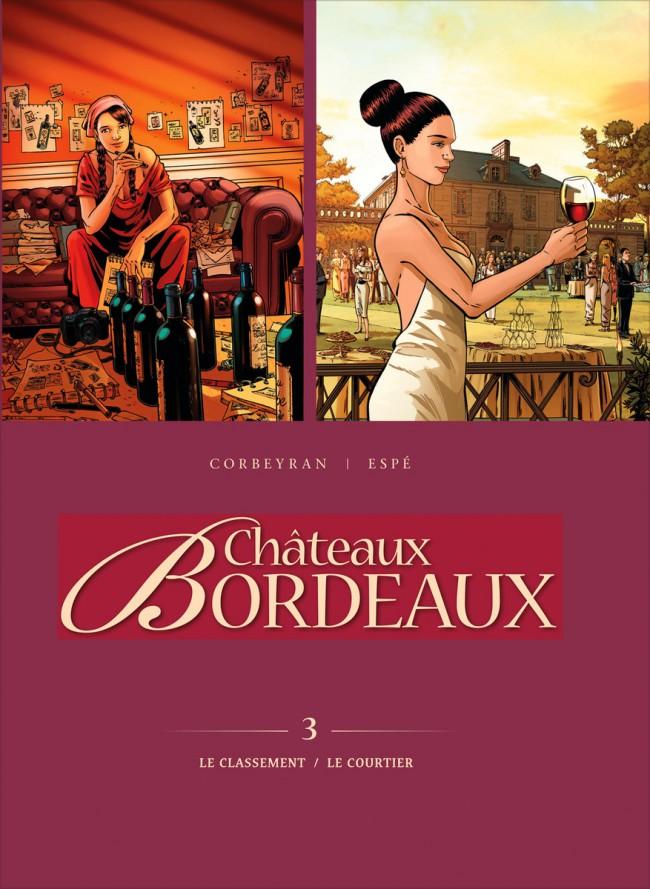 Couverture de Châteaux Bordeaux -INTFL3- Le Classement / Le courtier