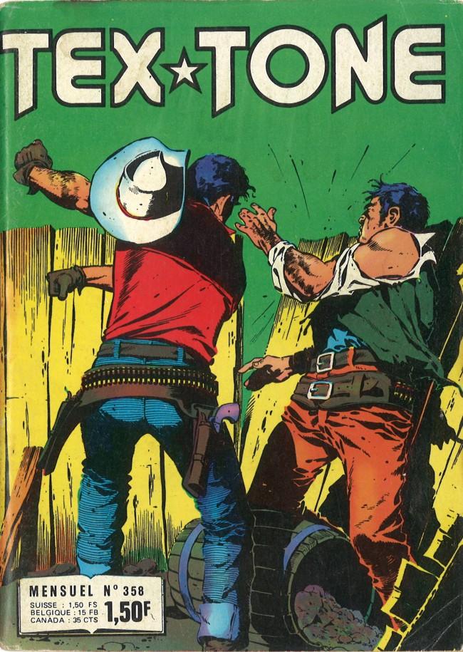 Couverture de Tex-Tone -358- Gracies?