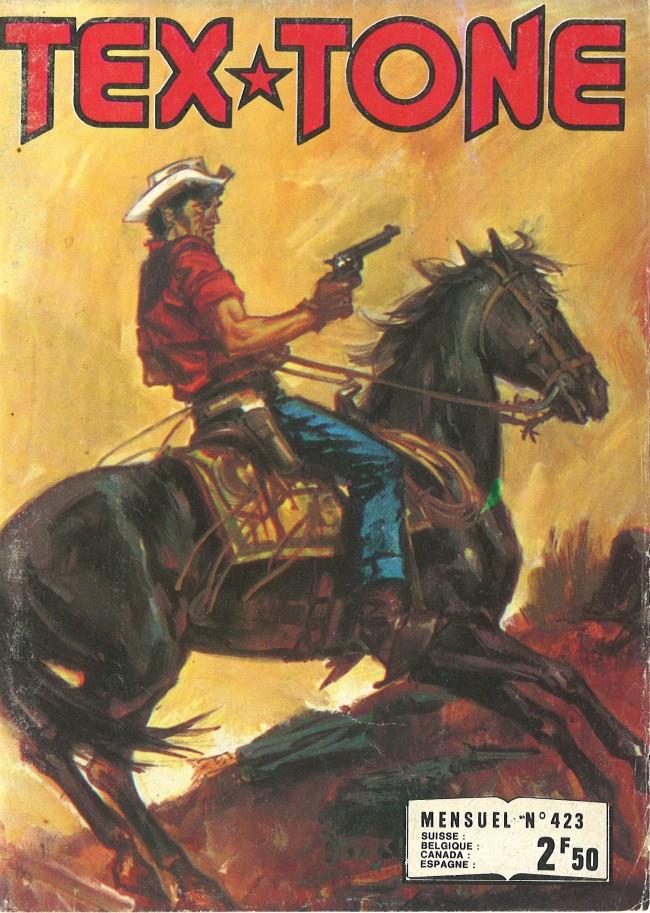 Couverture de Tex-Tone -423- L'orgueilleux