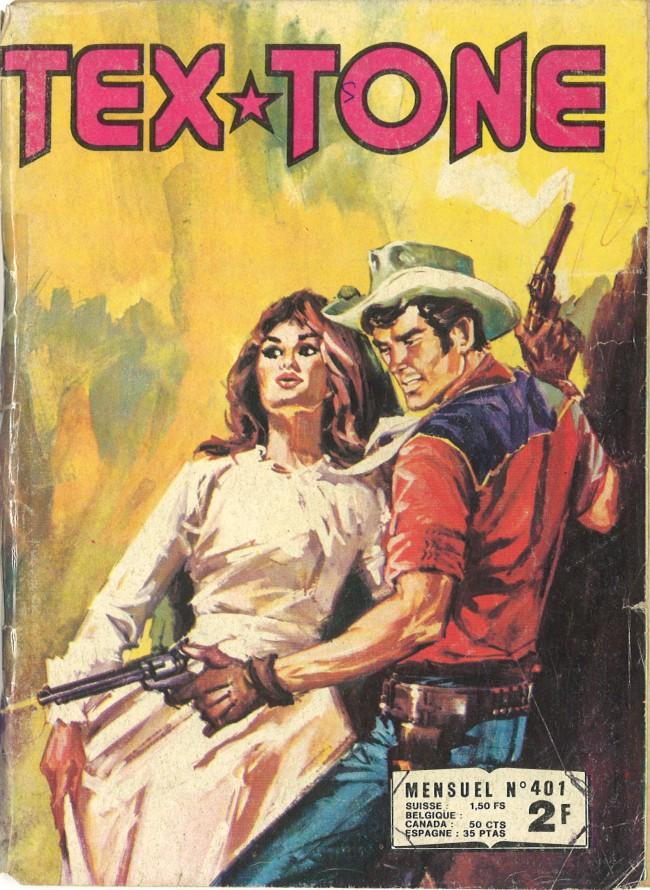 Couverture de Tex-Tone -401- Bientôt un homme