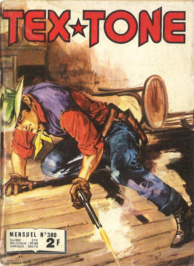 Couverture de Tex-Tone -380- Le marchand de désert