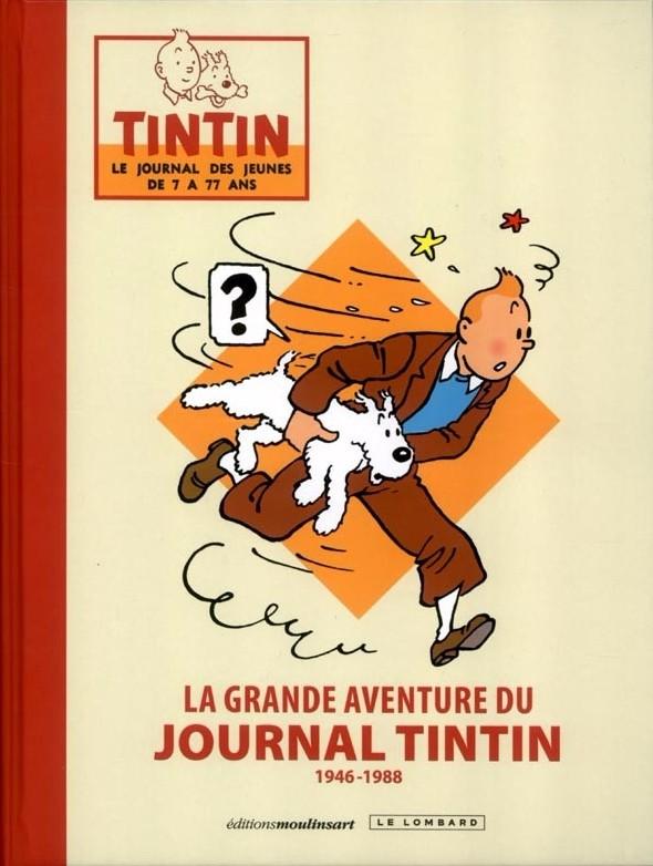 bande dessinee journal tintin