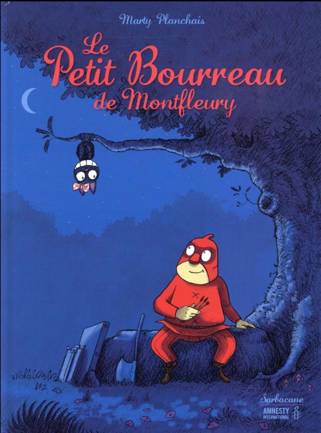 Couverture de Le petit Bourreau de Montfleury - Le Petit Bourreau de Montfleury