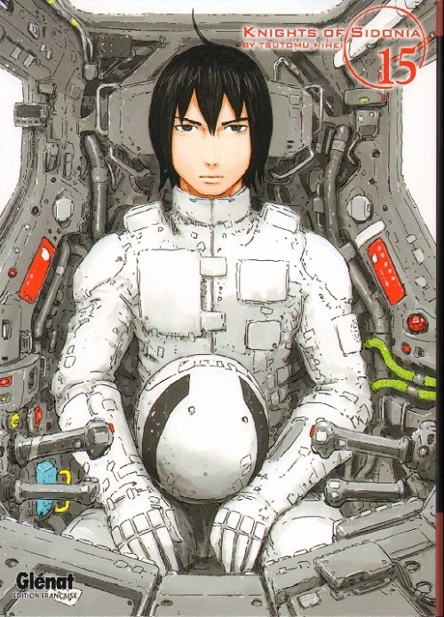 Couverture de Knights of Sidonia -15- Tome 15