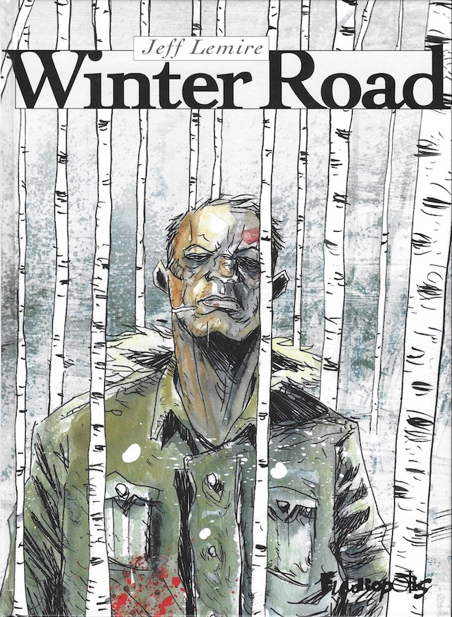 Couverture de Winter Road