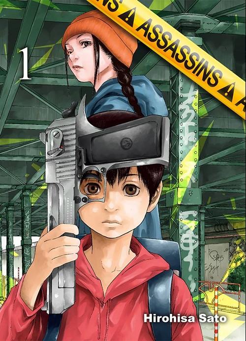 Couverture de Assassins (Sato) -1- Vol. 01