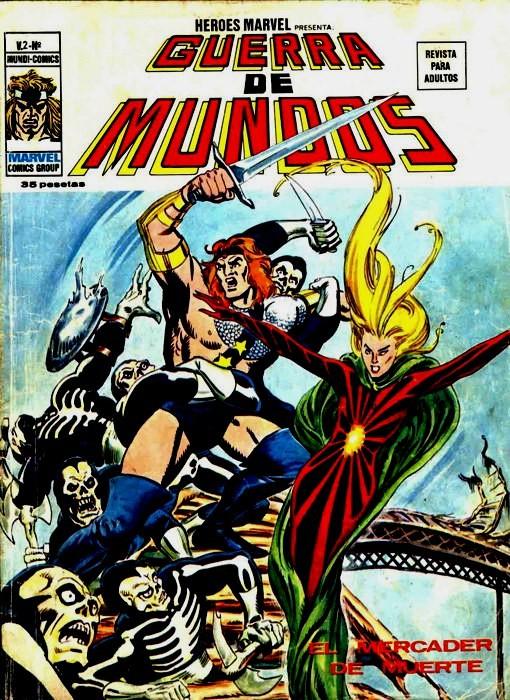 Couverture de Héroes Marvel (Vol.2) -24- El mercader de muerte
