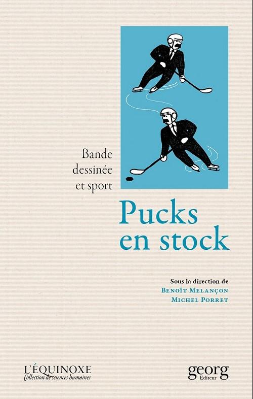 Couverture de (DOC) Études et essais divers - Pucks en stock - Bande dessinée et sport