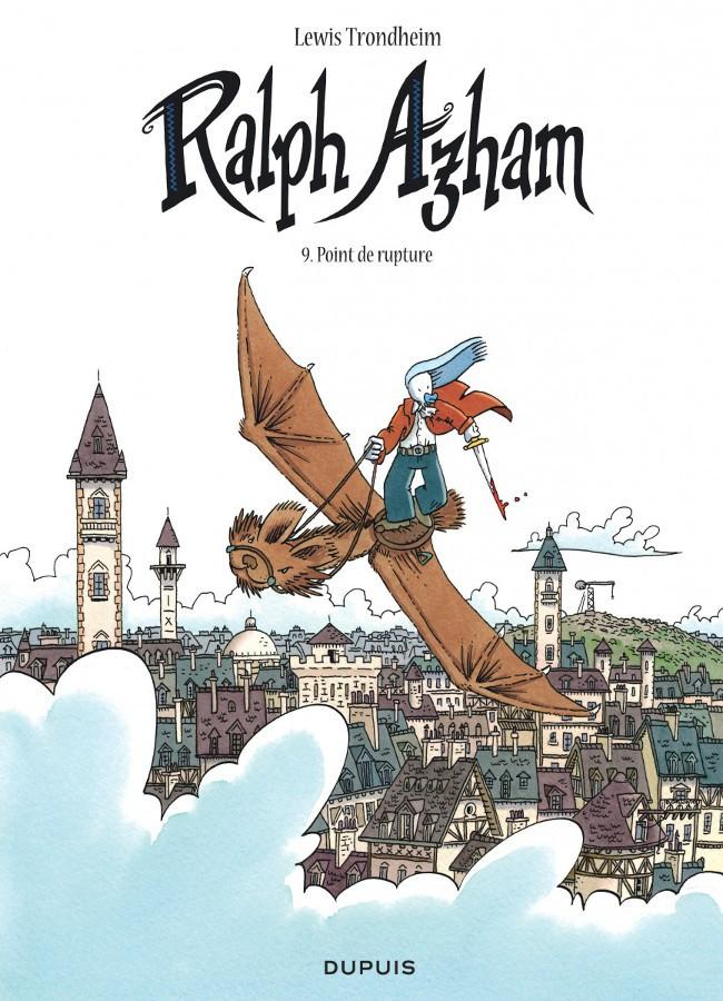 Ralph Azham (2016) - tome 9 : Point de rupture