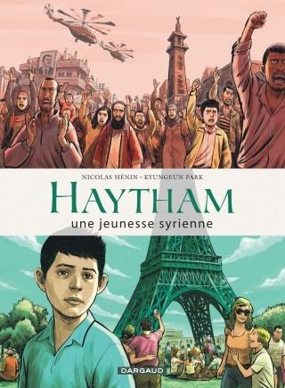 Couverture de Haytham, une jeunesse syrienne