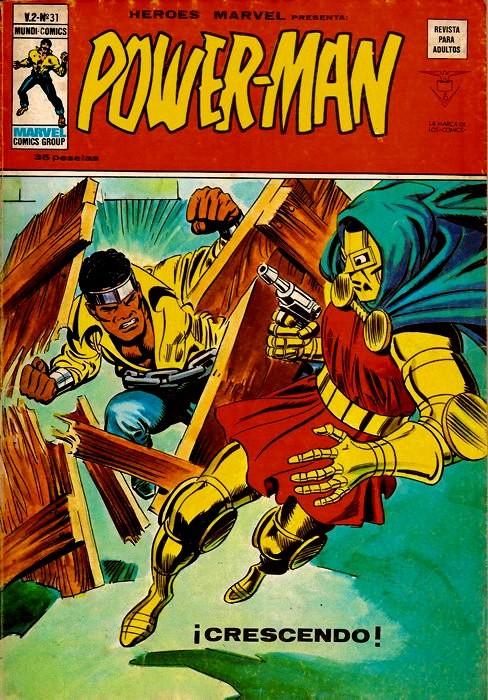 Couverture de Héroes Marvel (Vol.2) -31- iCrescendo!