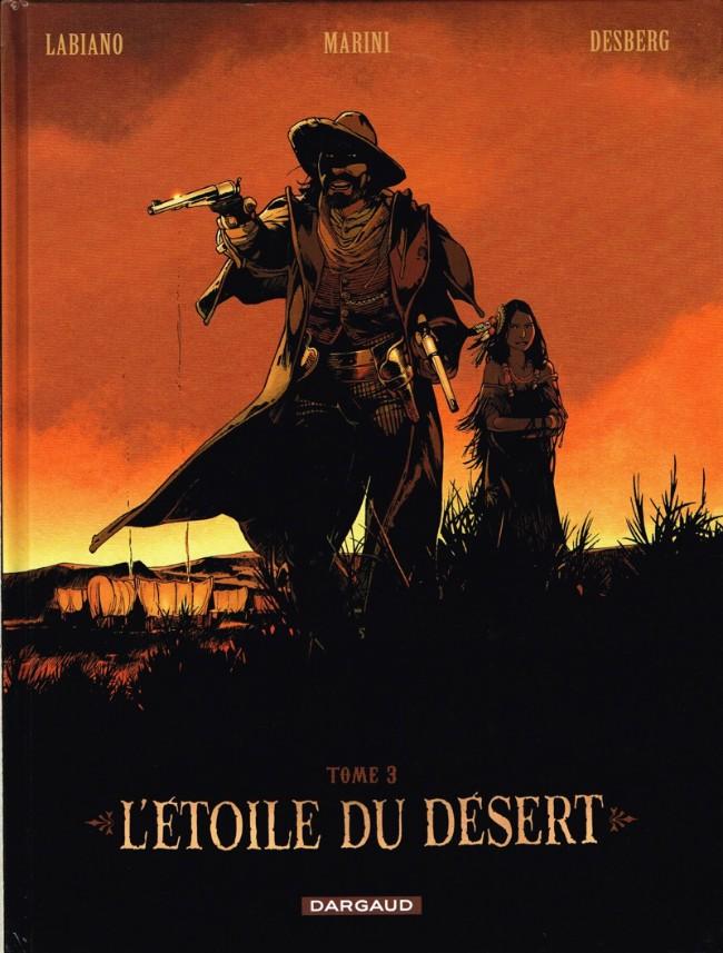 Couverture de L'Étoile du désert -3- Tome 3
