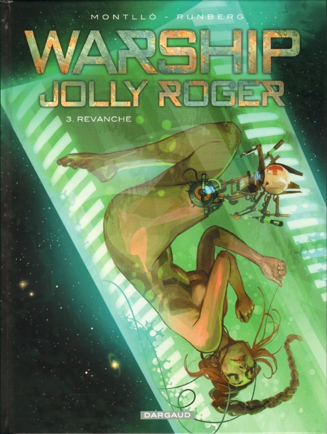 Couverture de Warship Jolly Roger -3- Revanche