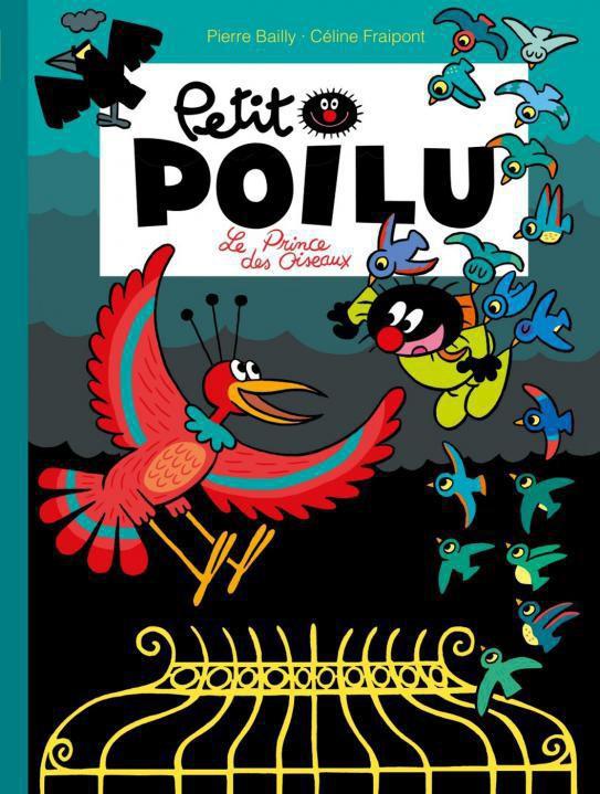 Couverture de Petit Poilu -19- Le prince des oiseaux