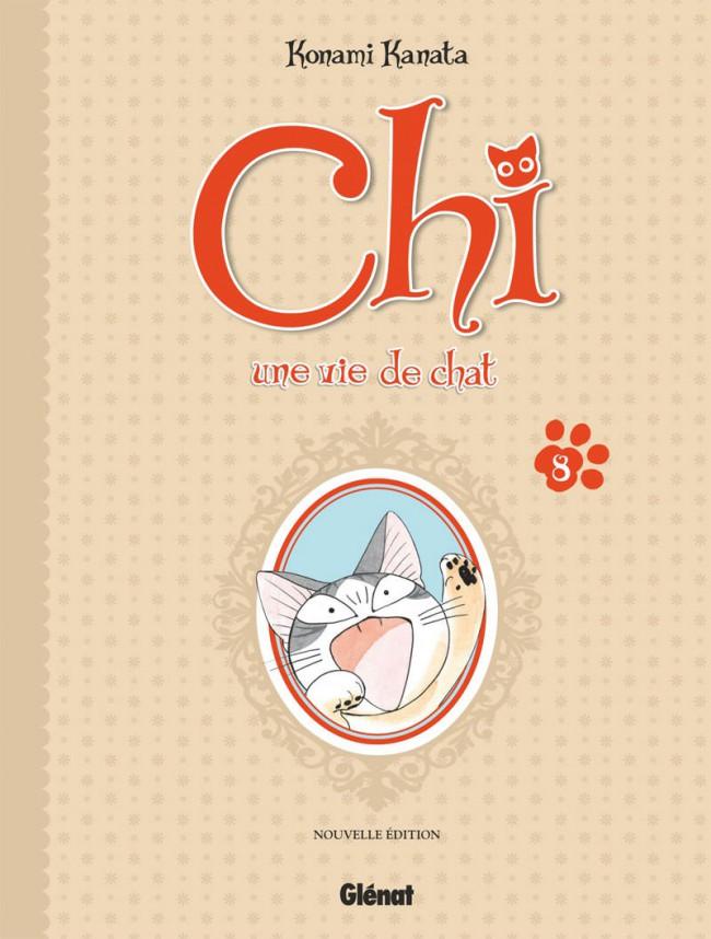 Couverture de Chi - Une vie de chat (grand format) -8- Tome 8