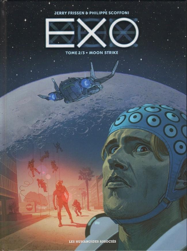 Couverture de Exo -2- Moon strike