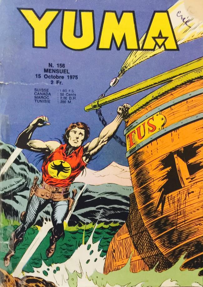 Couverture de Yuma (1re série) -156- Les rivaux...
