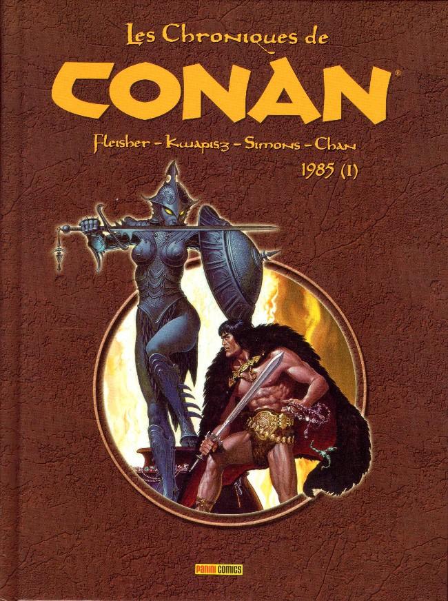 Couverture de Les chroniques de Conan -19- 1985 (I)