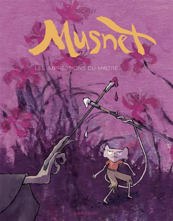 Couverture de Musnet -2- Les impressions du maître