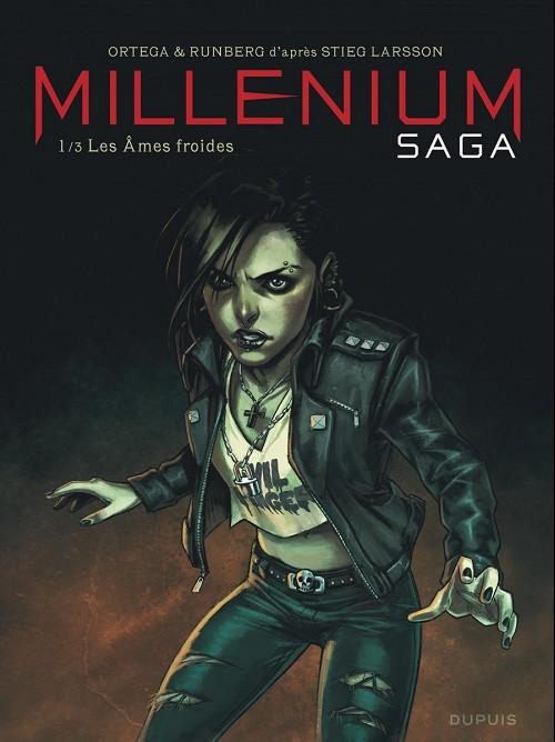 Couverture de Millénium Saga -1- Les Âmes froides