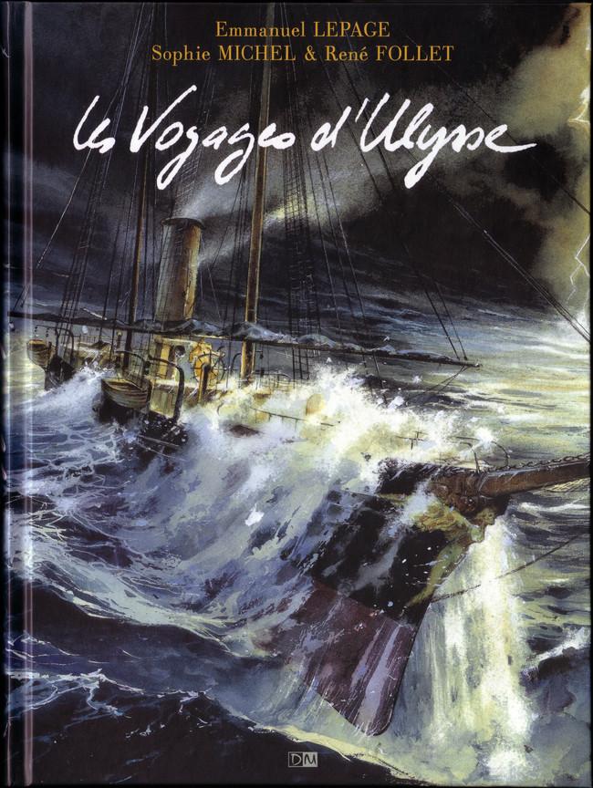 Couverture de Les voyages d'Ulysse - Les Voyages d'Ulysse