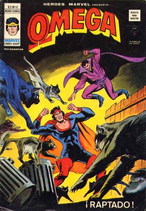 Couverture de Héroes Marvel (Vol.2) -42- ¡Raptado!