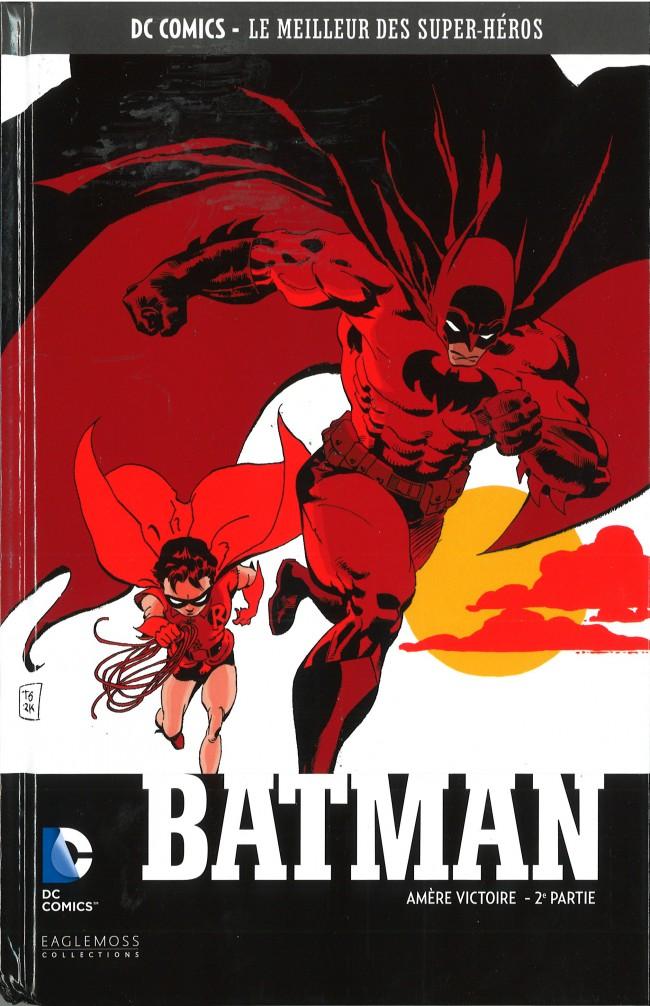 Couverture de DC Comics - Le Meilleur des Super-Héros -28- Batman - Amère victoire - 2e partie