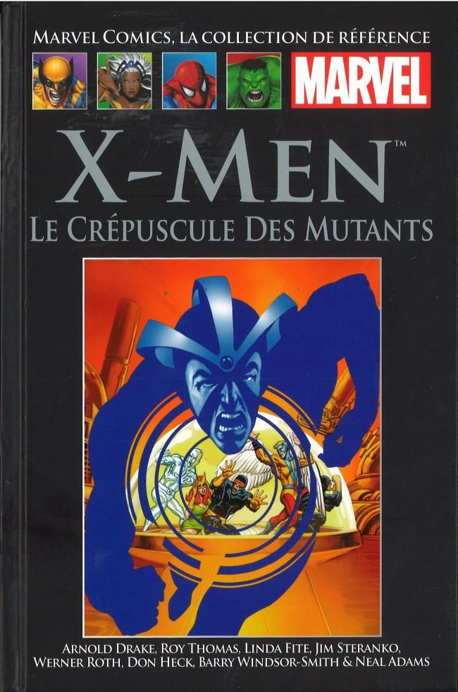 Couverture de Marvel Comics - La collection (Hachette) -67XIII- X-Men - Le Crépuscule des Mutants