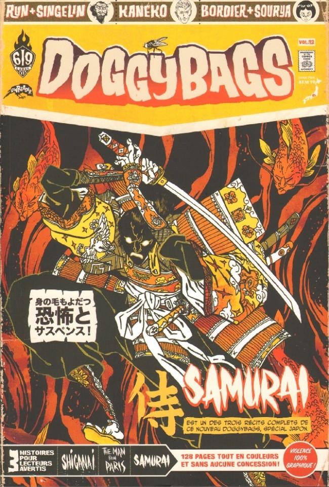 Couverture de Doggybags -12- Spécial Japon