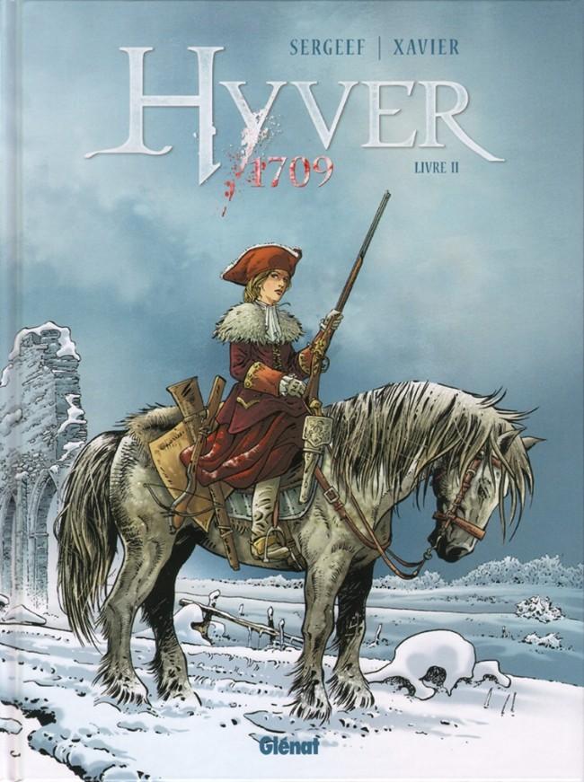 Couverture de Hyver 1709 -2- Livre II