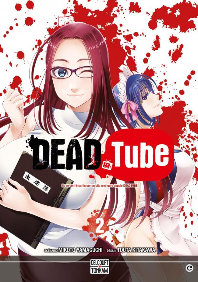 Couverture de Dead Tube -2- Tome 2