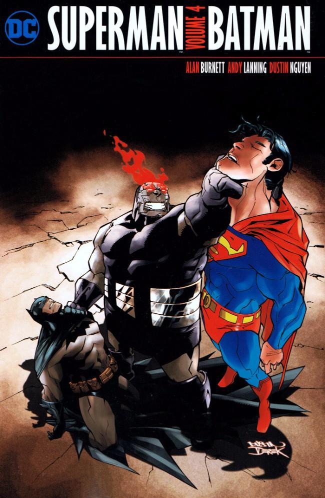 Couverture de Superman/Batman (2003) -INT-04- Volume 4